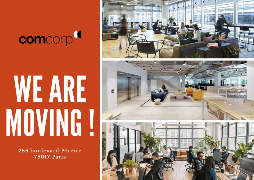 comcorp we are moving